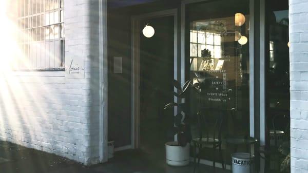 Cafe Louis, Fitzroy (VIC)