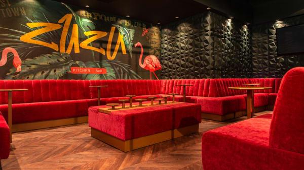 Restaurant - Zuzu, Ede