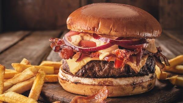 Bacon Burger - Buffalo Grill - Fougères, Fougères