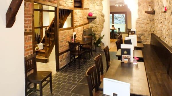 intérieur - Le Comptoir Gourmand, Marche-en-Famenne