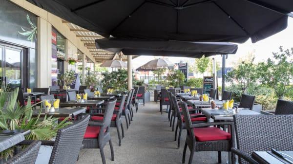 Terrasse - L´Atelier, Aubagne