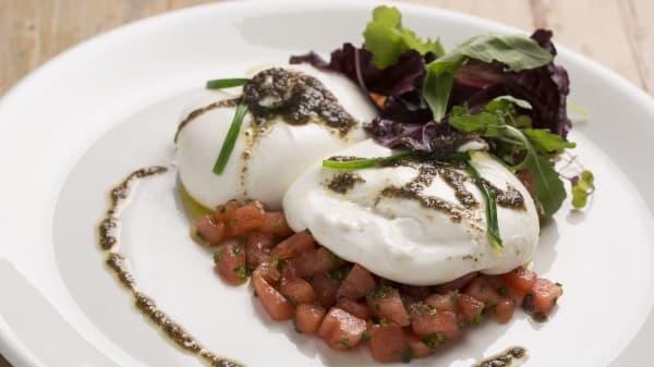 Sugerencia del chef - La Terraza de Campus 23, San Sebastián de los Reyes