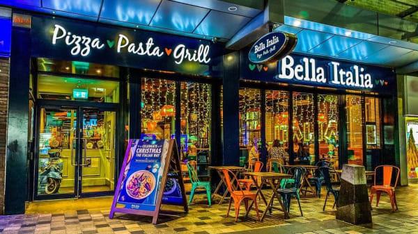 Bella Italia - Glasgow Sauchiehall Street, Glasgow