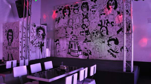 Escaparate Bar (San Angel), Ciudad de México