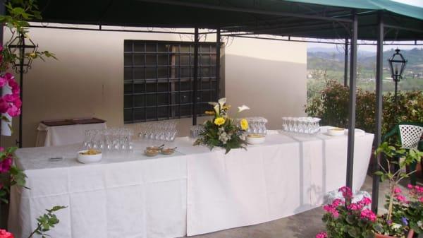 terrazza - Ristorante Casalta, San Casciano In Val Di Pesa
