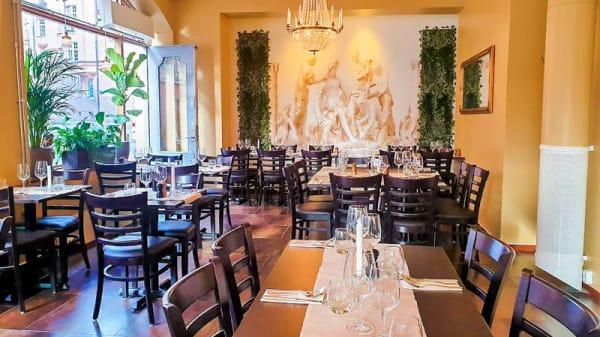 Het restaurant - L'italiano, Stockholm