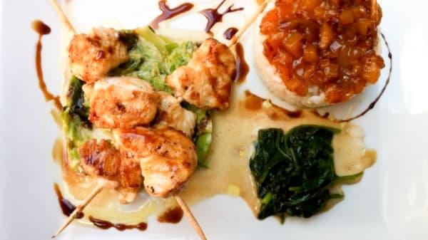 suggestion du chef - El Boqueron, Bordeaux