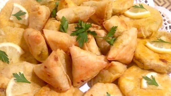 Suggestion du chef - restaurante delice, Saint-Soupplets