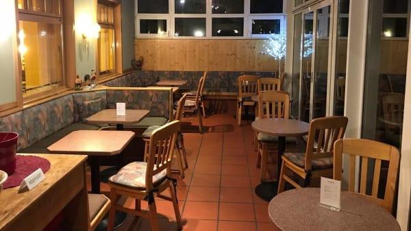 Innenansicht - Cafe Nemeth, Wien