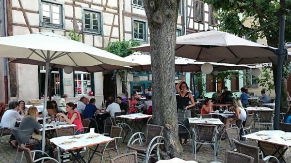 Restaurant - Le Cornichon Masqué, Strasbourg