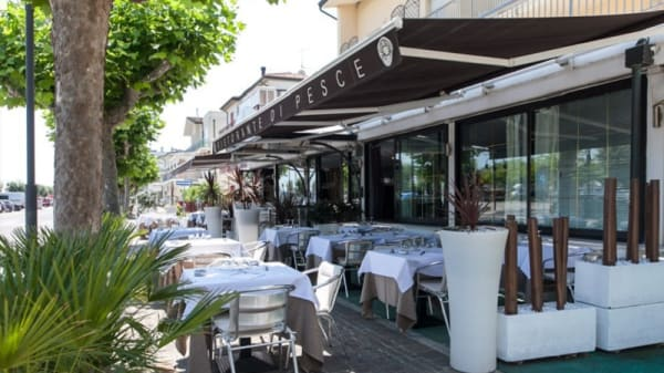 tavoli all'esterno - The Art Restaurant Café, Marina Di Ravenna