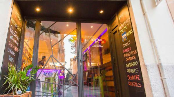 Entrada - Kiltro Restobar, Barcelona