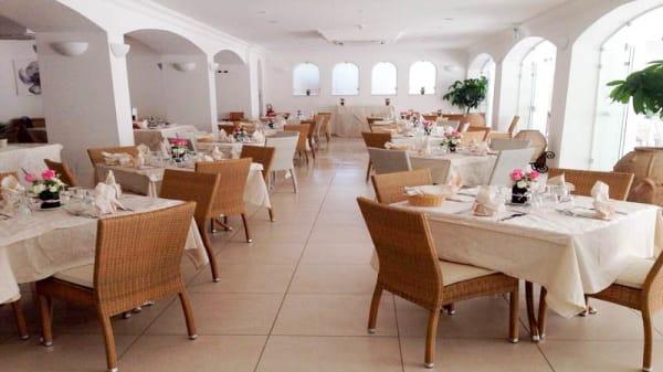 Sala pranzo e cena - Hotel Paradiso, Santa Maria di Castellabate