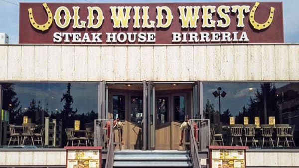Esterno - OLD WILD WEST Tiburtina 1103, Roma