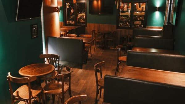 Intérieur - Le Galway Irish Pub, Paris