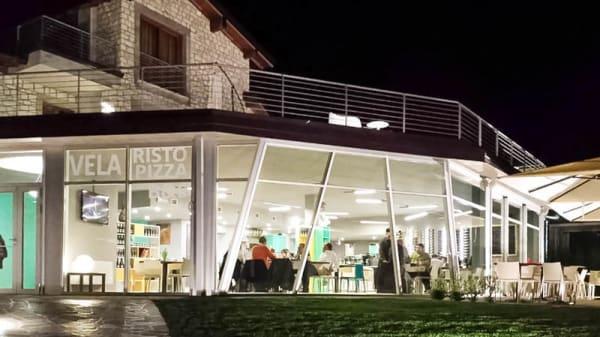 esterno - Vela di Soleville, Sale Marasino