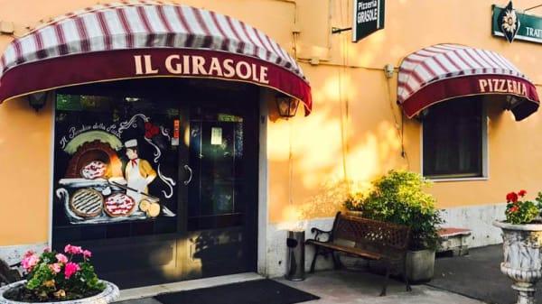 Facciata - Trattoria Pizzeria Il Girasole, Acqualunga