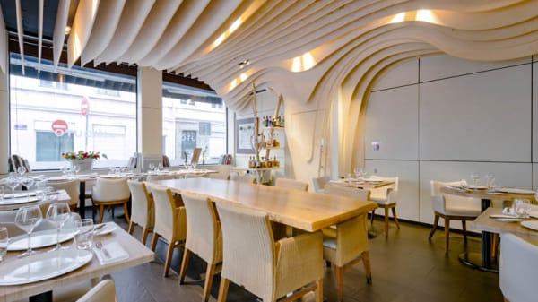 Vue de l'intérieur - Restaurant Imouto, Lyon