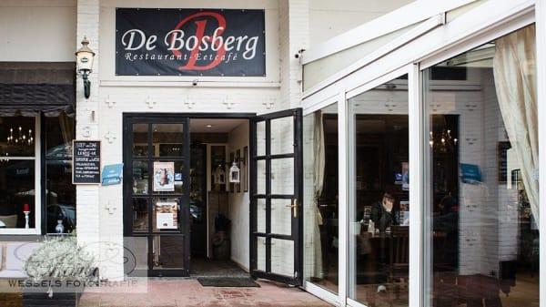 Restaurant De Bosberg, Appelscha
