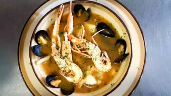 Zuppa di pesce - Ai Coghi, Venezia