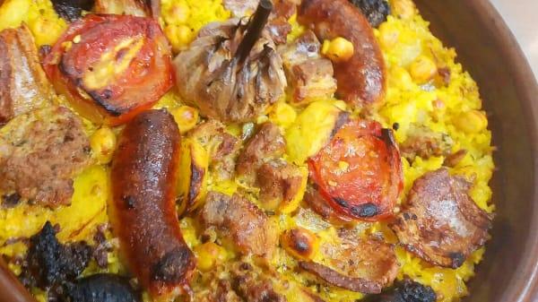 Sugerencia del chef - Taverna El Mirall, Dénia