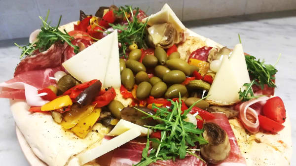 Suggerimento dello chef - La Meta - Circolo Arci, San Gimignano