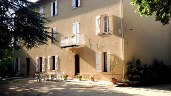 Entrée - Beau Séjour, Bocognano
