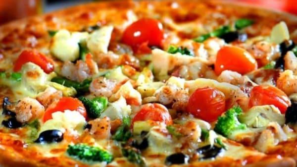 Pizza - Carmen 2, Milan