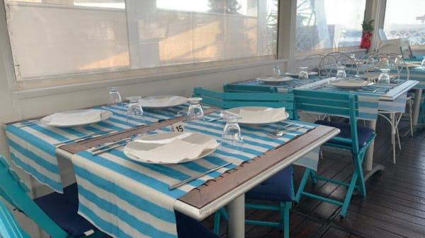 Vista sala - Mobydick trattoria di mare e pizzeria, Pozzuoli