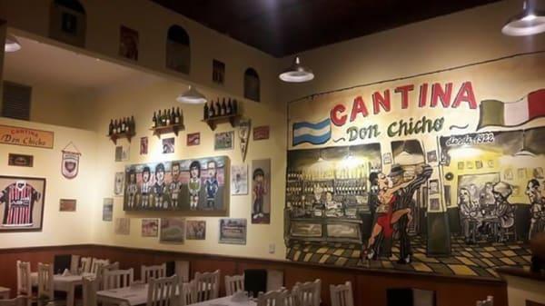 Salon - Cantina Don Chicho (Palermo), Buenos Aires