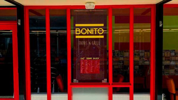 Voorkant - Bonito Tapas&Grill, Apeldoorn