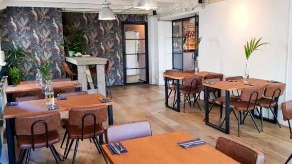 Het restaurant - The Good Food, Nieuwegein
