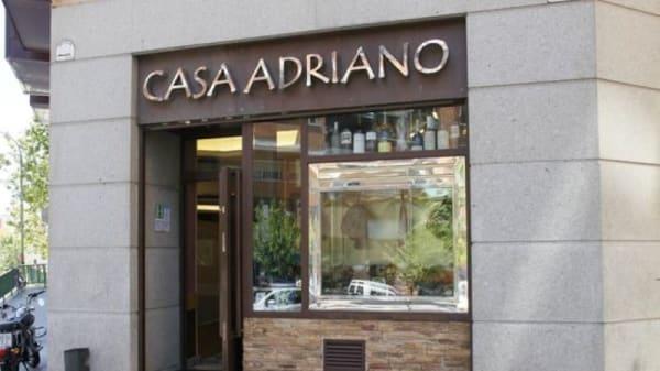 Casa Adriano, Madrid