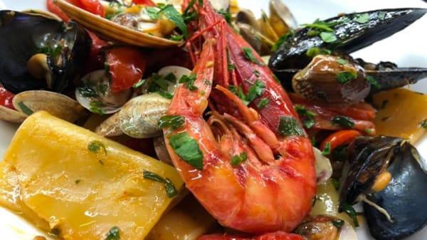 Piatto - Le Delizie del Mare, Molina