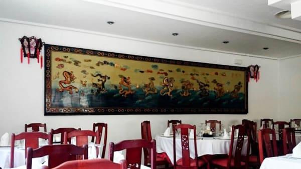 Vista de la sala - Chinatown, Torrevieja