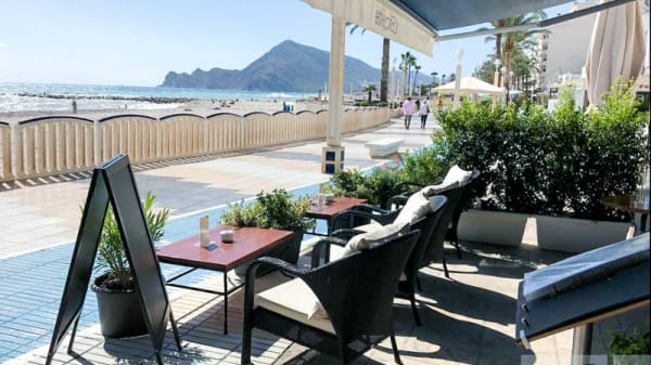 Terraza - L'etiquette Restaurante, Altea