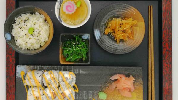 Suggestion du chef - Kamii, Clapiers
