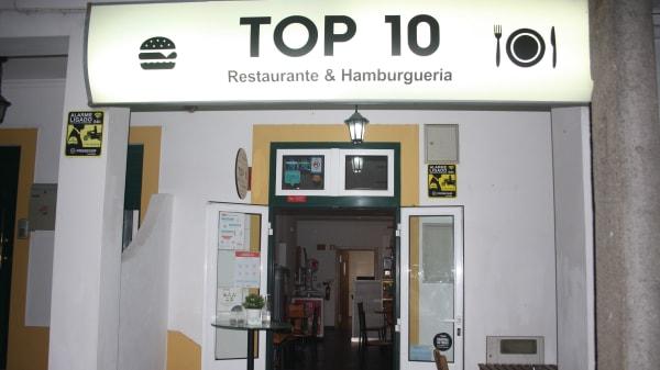 Hamburgueria Top 10, São Teotónio