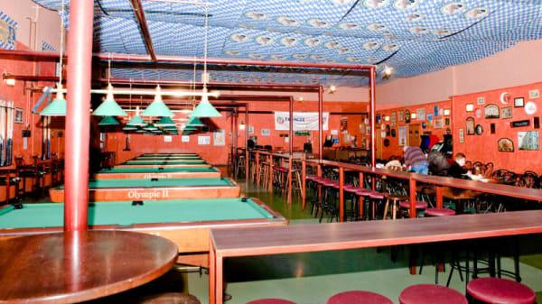 La sala biliardo - Twickenham Pub & Billiards, Lemignano
