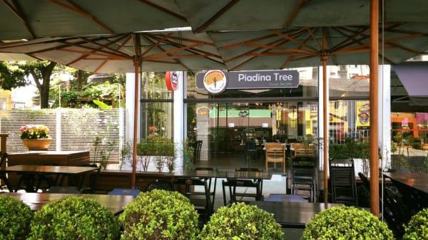 Fachada - Piadina Tree, São Paulo