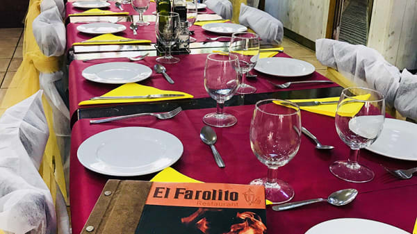 Detalle sala - El Farolito, Hospitalet de Llobregat