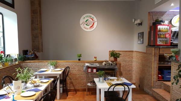 Vista sala - La Cocina de Payuri, Madrid