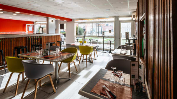 Vue de la salle - The Time Coffee & Bar, Toulouse