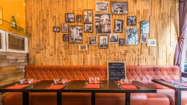 En salle - Vale&Ale, Paris