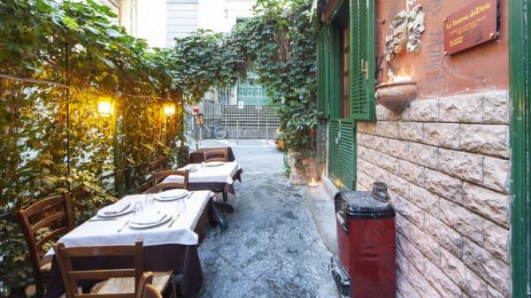Terrazza - Taverna dell'Arte, Napoli