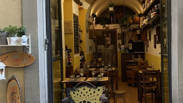 Sala - Cacio Vino Trallallà, Firenze