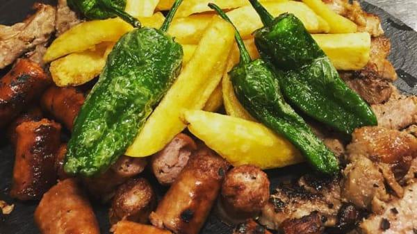 Sugerencia del chef - El Caliu, Nulles