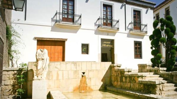 vista exterior - Taberna Séneca, Córdoba