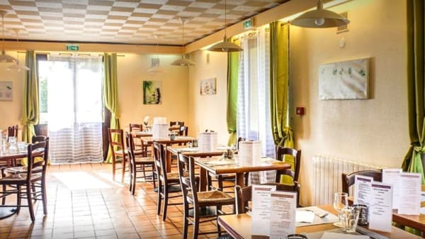 salle - Resto Novo - Bourges, Bourges