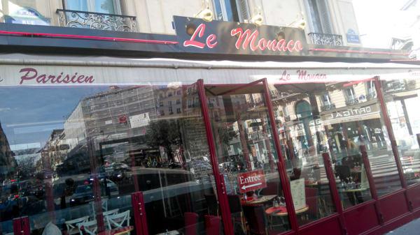dehors - Le Monaco, Paris